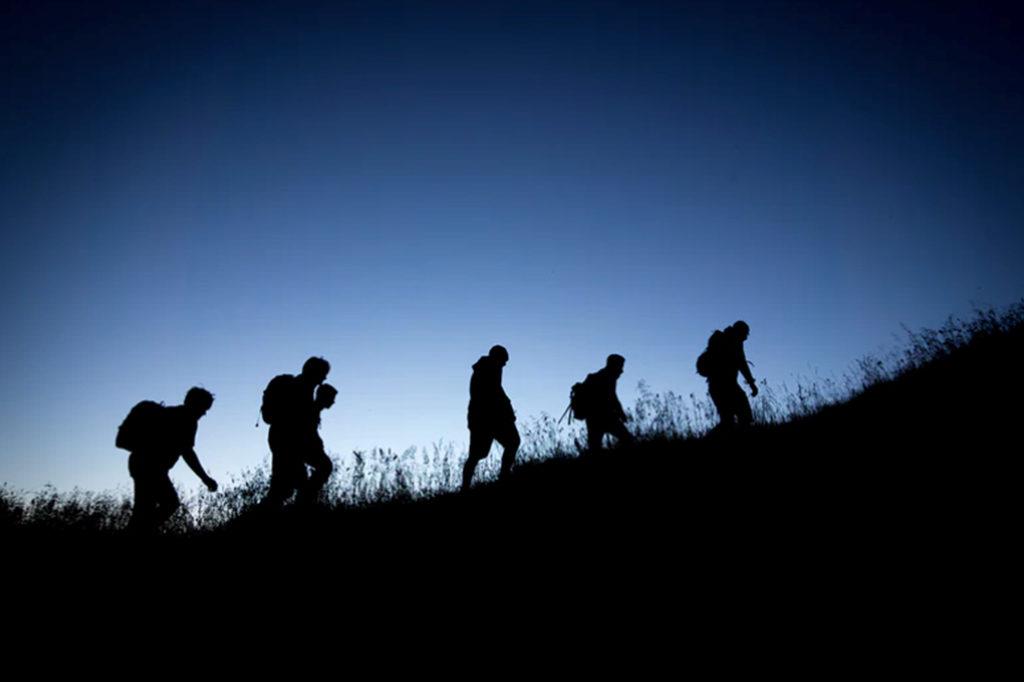 El Camino ! Grandir sur le chemin